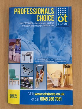 NEW Professionals Choice Catalogue
