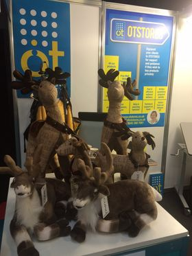 The OT Show, NEC 2015: Our reindeer prizes