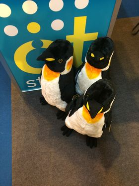 The OT Show, NEC 2014: Furry Friends