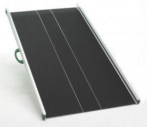 Wide ramp
