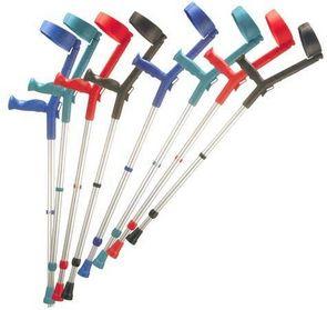 Coloured Crutches