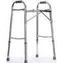 Red Dot® Folding Walking Frame