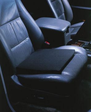 Slimline wedge for car seats
