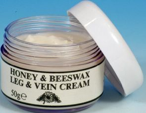 Leg and Vein Cream