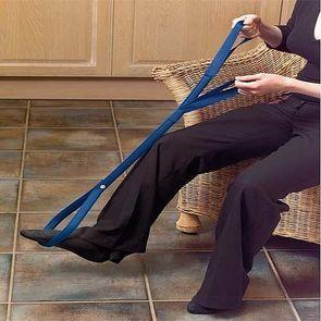 Double Handle Leg Lifter
