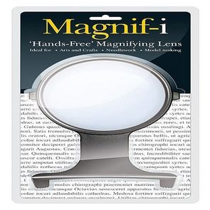 Hands Free Magnifier from Magnif-i