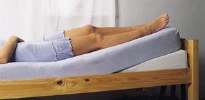 Mattress bed wedge