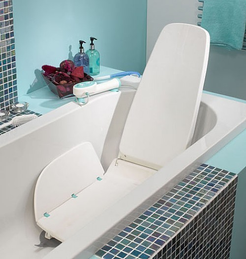 Aquila Reclining Bath Lift - Bath Lifts & Inflatable Bath Lifts ...