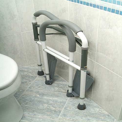 foldeasy portable toilet frame