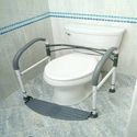 Foldeasy Portable Toilet Frame.