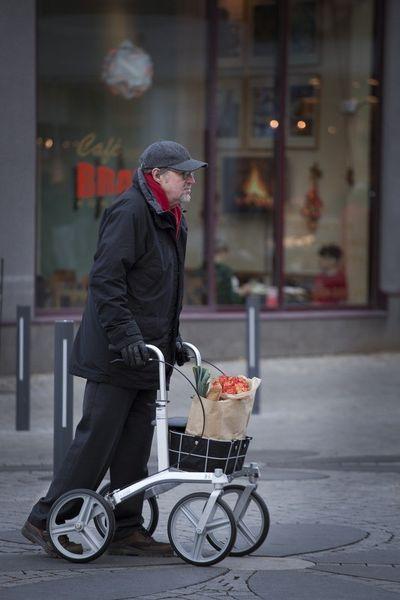 Carla Rollator Walking Frames Amp Wheeled Walkers