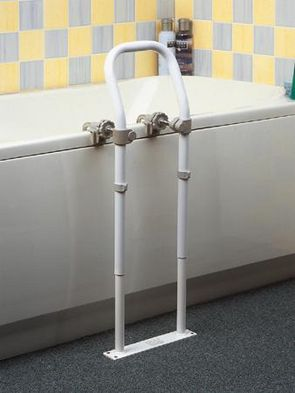 Swedish Bath Side Rail Bath Grab Rails Amp Grab Bars