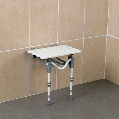 Wall mounted shower seat - Shower Seats, Shower Stools & Chairs ...