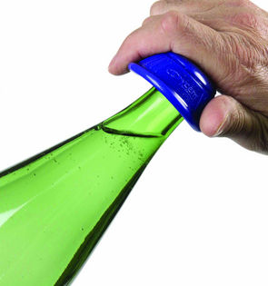 Dycem® bottle opener
