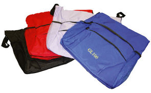 Wheelchair Carry Bag: Black, Red, Lilac, Blue