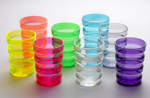 Coloured Sure Grip Cups