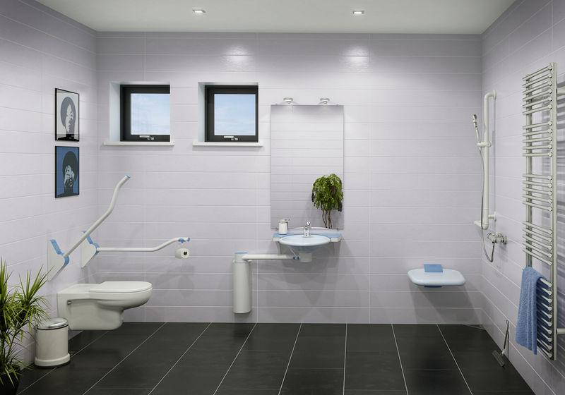 Aqualine Bathroom Range From Ropox Bathroom Aqualine