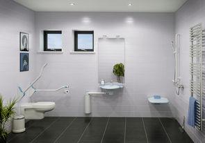Aqualine Bathroom Range from Ropox