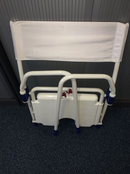 Aquatec Galaxy Folding Shower Chair - Shower Seats, Shower Stools ...