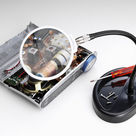 Flexi-Neck Stand Magnifier