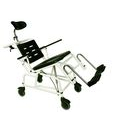 Combi Manual Tilt-in-Space Shower Commode Chair