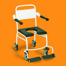 Linido Mobile Shower/ Toilet Chair