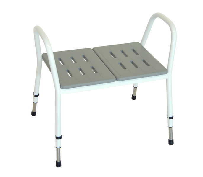 Heavy Duty Shower Bench - Shower Seats, Shower Stools & Chairs ...