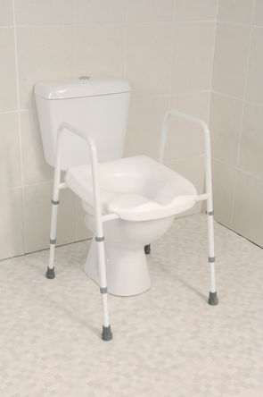 Mowbray Toilet Seat And Frame Commode Amp Toilet Cover