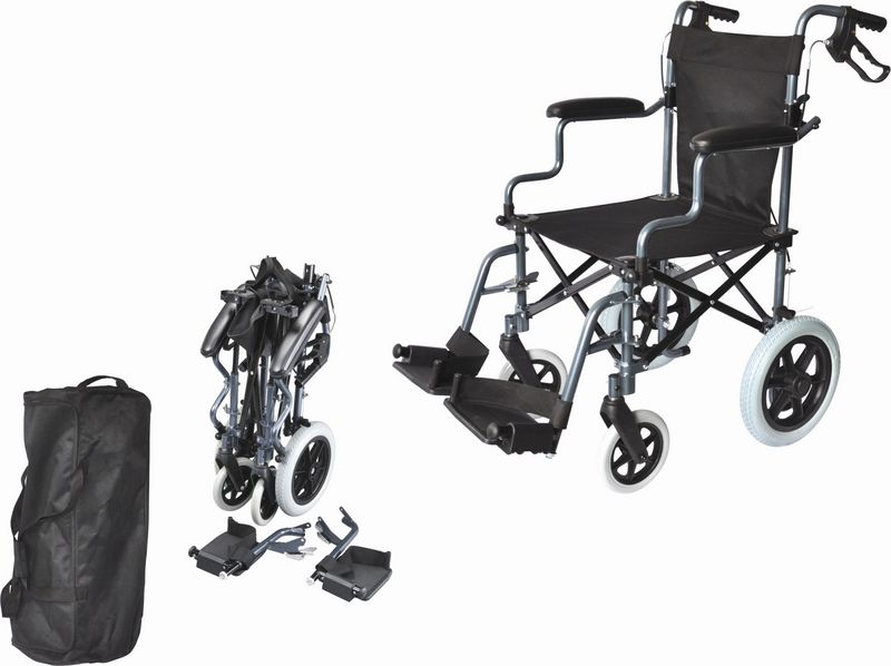 Bluebird Travel Wheelchair  sc 1 st  OT Stores & Bluebird Travel Wheelchair - Wheelchairs - - OTS Ltd