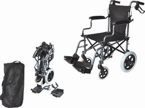 Bluebird Travel Wheelchair: Carry Bag Included