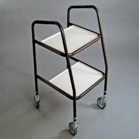 Rutland Adjustable Height Trolley
