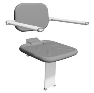 Charmant ... Shower Seats (Wall Mounted) From Ropox: 40 43011 And 40 43025